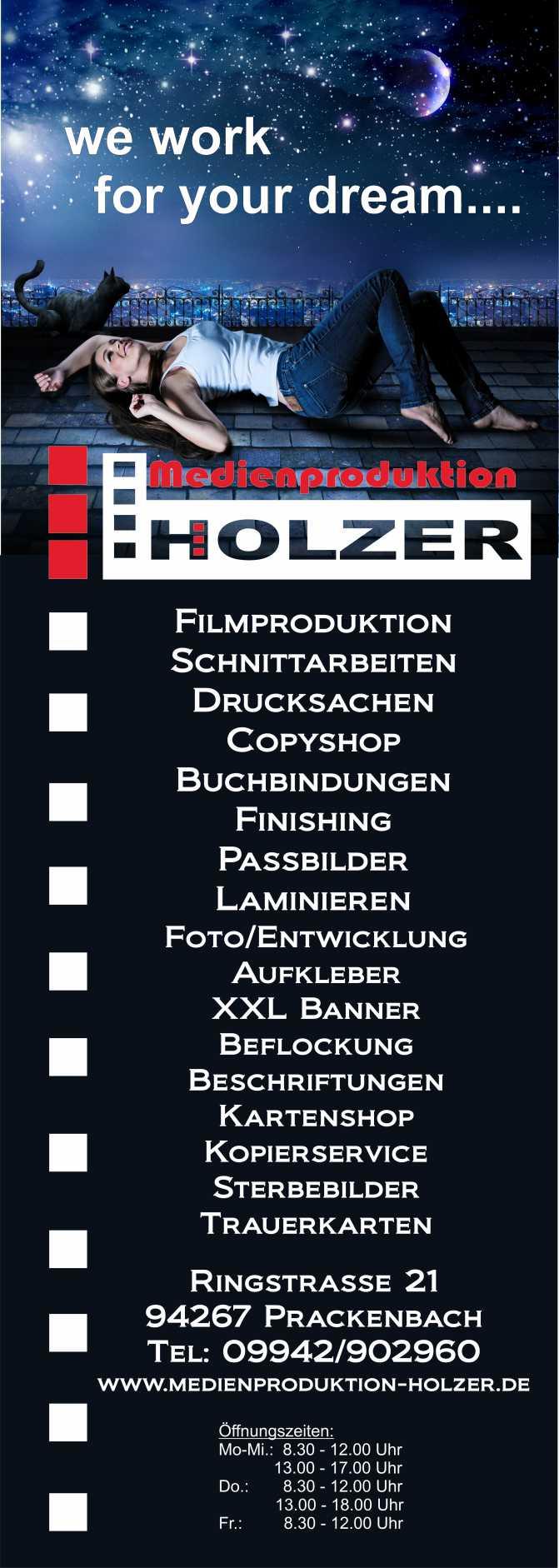 Holzer Digit. Medienproduktion